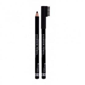 Rimmel London Professional Eyebrow Pencil Kredka do brwi 1,4g 004 Black Brown