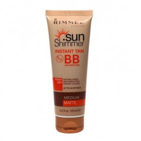 Rimmel London Sun Shimmer 9in1 Krem BB 125ml Medium Matte