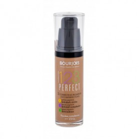 BOURJOIS Paris 123 Perfect Podkład 30ml 58 Dark Bronze