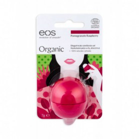 EOS Organic Balsam do ust 7g Pomegranate Raspberry