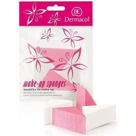 Dermacol Make-Up Sponges Aplikator 4szt