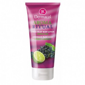 Dermacol Aroma Ritual Grape & Lime Mleczko do ciała 200ml