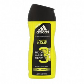 Adidas Pure Game 3in1 Żel pod prysznic 250ml