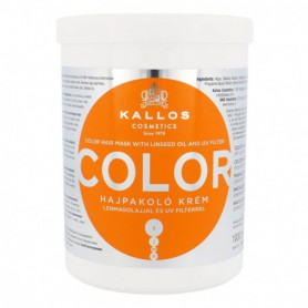 Kallos Cosmetics Color Maska do włosów 1000ml