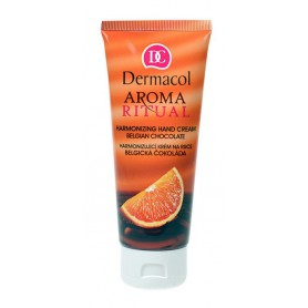 Dermacol Aroma Ritual Belgian Chocolate Krem do rąk 100ml