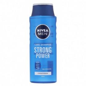 Nivea Men Strong Power Szampon do włosów 400ml