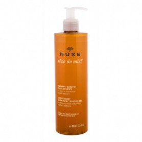 NUXE Reve de Miel Face And Body Ultra-Rich Cleansing Gel Żel pod prysznic 400ml