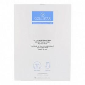 Collistar Special Essential White HP Ultra-Whitening Mask Maseczka do twarzy 4x50ml