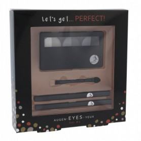 2K Let´s Get Perfect! Zestaw kosmetyków 6,6g Grey
