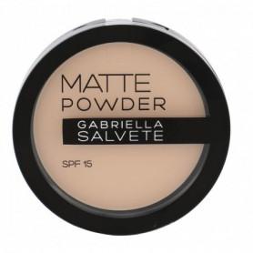 Gabriella Salvete Matte Powder SPF15 Puder 8g 02