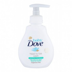 Dove Baby Sensitive Moisture Head To Toe Wash Pianka do kąpieli 200ml