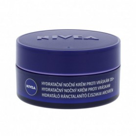 Nivea Anti Wrinkle   Moisture Krem na noc 50ml