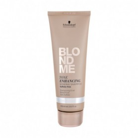 Schwarzkopf Blond Me Tone Enhancing Bonding Shampoo Szampon do włosów 250ml Cool Blondes