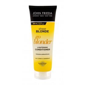 John Frieda Sheer Blonde Go Blonder Odżywka 250ml