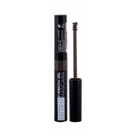 Gabriella Salvete Eyebrow Gel Tusz do brwi 6,5ml 03 Dark Brown