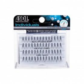 Ardell Individuals Duralash Knotted Flares Sztuczne rzęsy 56szt Long Black