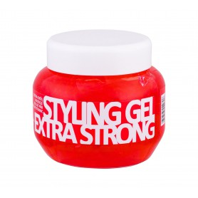 Kallos Cosmetics Styling Gel Extra Strong Żel do włosów 275ml