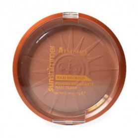 Rimmel London Sun Shimmer Maxi Bronzer 17g 004 Sun Star