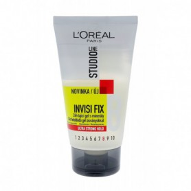 L´Oréal Paris Studio Line Invisi Fix 24H Gel Żel do włosów 150ml