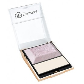 Dermacol Illuminating Palette Rozświetlacz 9g