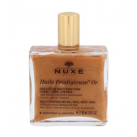 NUXE Huile Prodigieuse Or Multi Purpose Dry Oil Face, Body, Hair Olejek do ciała 50ml tester