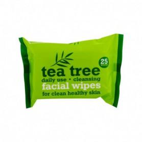 Xpel Tea Tree Chusteczki oczyszczające 25szt