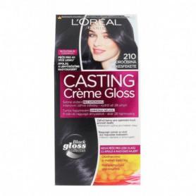 L´Oréal Paris Casting Creme Gloss Farba do włosów 1szt 210 Blue Black