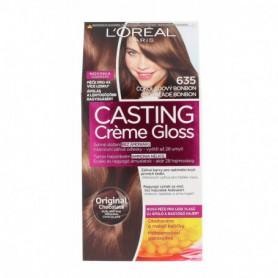 L´Oréal Paris Casting Creme Gloss Farba do włosów 1szt 635 Chocolate Bonbon