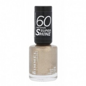Rimmel London 60 Seconds Super Shine Lakier do paznokci 8ml 809 Darling, You Are Fabulous!