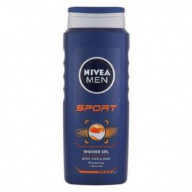 Nivea Men Sport Żel pod prysznic 500ml