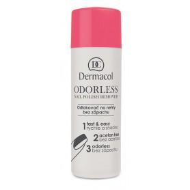 Dermacol Odorless Zmywacz do paznokci 120ml