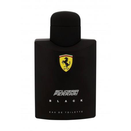 Ferrari Scuderia Ferrari Black Woda toaletowa 125ml