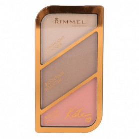 Rimmel London Kate Puder 18,5g 002 Coral Glow
