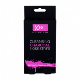Xpel Body Care Cleansing Charcoal Nose Strips Maseczka do twarzy 6szt
