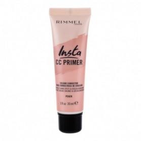 Rimmel London Insta CC Primer Baza pod makijaż 30ml Peach