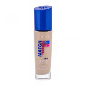 Rimmel London Match Perfection SPF20 Podkład 30ml 100 Ivory