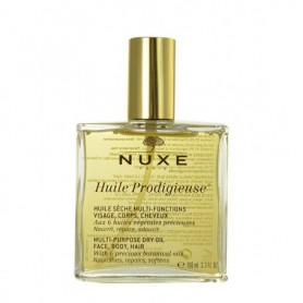 NUXE Huile Prodigieuse Multi Purpose Dry Oil Face, Body, Hair Olejek do ciała 100ml tester