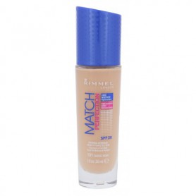 Rimmel London Match Perfection SPF20 Podkład 30ml 101 Classic Ivory