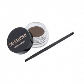 Makeup Revolution London Brow Pomade Regulacja brwi 2,5g Medium Brown