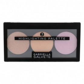 Gabriella Salvete Highlighting Palette Rozświetlacz 15g