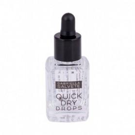 Gabriella Salvete Nail Care Quick Dry Drops Pielęgnacja paznokci 11ml 20