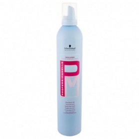 Schwarzkopf Professionnelle Super Strong Hold Pianka do włosów 500ml