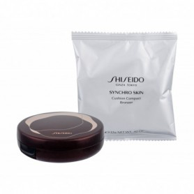 Shiseido Synchro Skin Cushion Compact Bronzer SPF20 Bronzer 12g