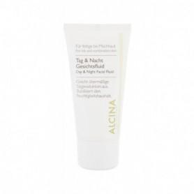 ALCINA For Oily Skin Day & Night Facial Fluid Krem do twarzy na dzień 50ml