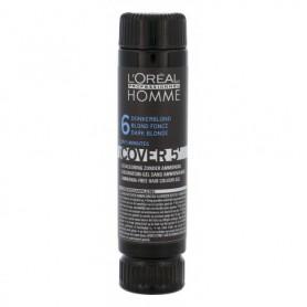 L´Oréal Professionnel Homme Cover 5´ Farba do włosów 3x50ml 6 Dark Blond