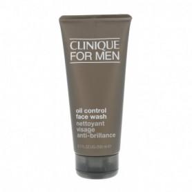 Clinique For Men Oil Control Face Wash Żel oczyszczający 200ml