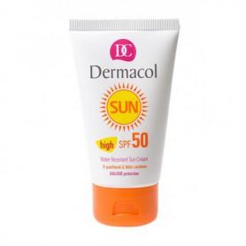 Dermacol Sun WR Sun Cream SPF50 Preparat samoopalający do twarzy 50ml