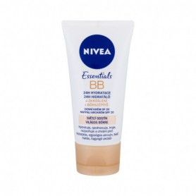 Nivea BB Cream 5in1 Beautifying Moisturizer, SPF10 Krem BB 50ml Light
