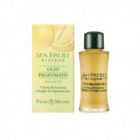 Frais Monde Spa Fruit Orange And Chilli Leaves Olejek perfumowany 10ml