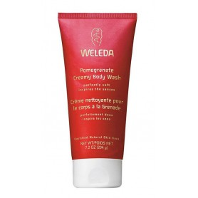 Weleda Pomegranate Creamy Body Wash Krem pod prysznic 200ml